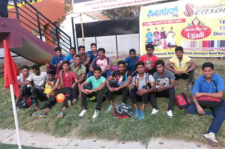 South Indian Inter State Invitation Football Tournament