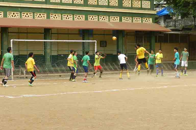 Inter House Tournament
